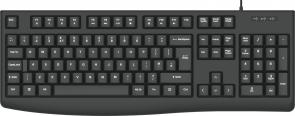 Gearlab G200 Wired Keyboard UK