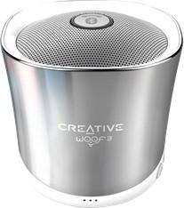 Creative Labs WOOF 3 - WINTER CHROME