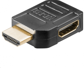MicroConnect HDMI 19 - HDMI 19 M-F Adapter