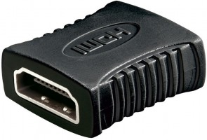MicroConnect HDMI 19 Type A Female Adapter