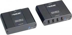 Black Box 4 Port CAT5 USB 2.0 Extender