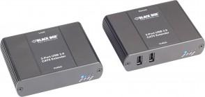 Black Box 2 Port CAT5 USB 2.0 Extender