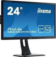 """Iiyama 24\"""" 1920x1080, 4ms, AMVA panel"""