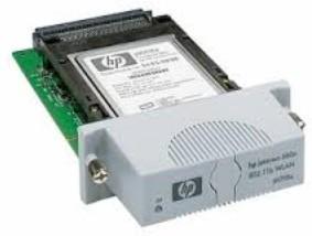 Hewlett Packard Enterprise Jetdirect Card Business