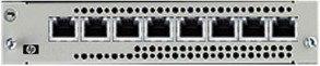 Hewlett Packard Enterprise 8-port 10-GbE SFP+ v2 zl Modul