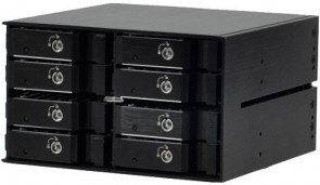 "MicroStorage Removable unit for 8x2,5"" sata"
