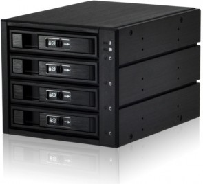 MicroStorage 3 x 5.25 Bay for 4 HDD