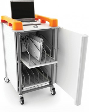 LapCabby Lapcabby 10V Orange/EUR