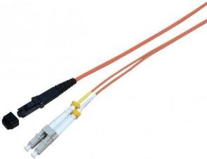 MicroConnect LC/UPC-MTRJ/UPC 0.5m 50/125