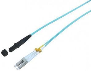 MicroConnect LC/UPC-MTRJ/UPC 1m 50/125 OM3