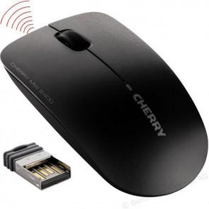 Cherry MW 2400, Wireless Mouse, Black