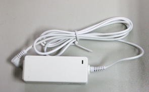 MicroBattery Power Adapter White