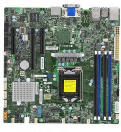 Supermicro Motherboard X11SSZ-F