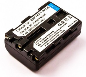 MicroBattery Battery for Sony Camcorder