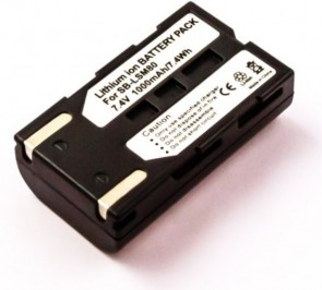 MicroBattery Battery for Samsung Camcorder