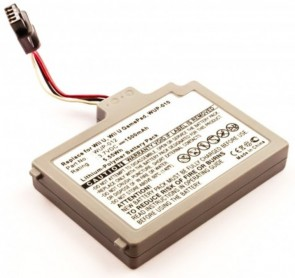 MicroBattery Battery for Nintendo Wii U
