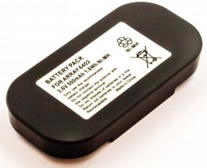 MicroBattery Smart Array Battery for HP