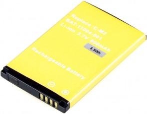 MicroBattery Mobile Battery for Blackberry