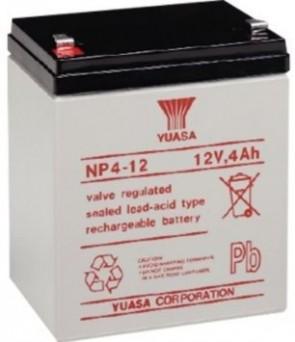 MicroBattery 12V 4000mAh Sealed Lead Acid