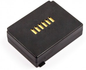MicroBattery Battery for Barcode Scanner