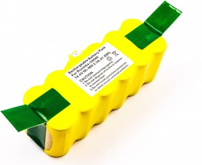 MicroBattery Battery for iRobot Roomba
