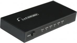 MicroConnect 1 x 4 HDMI 4Kx2K Splitter