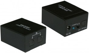 MicroConnect 2 to 1 Optical Audio Switcher