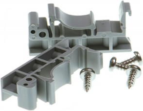 Brainboxes DIN-RAIL MOUNTING KIT