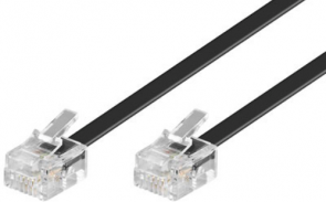 MicroConnect ModularCable RJ11 6P/4C 6m