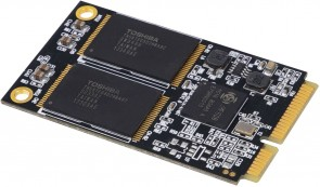 MicroStorage mSATA 4GB SLC SSD