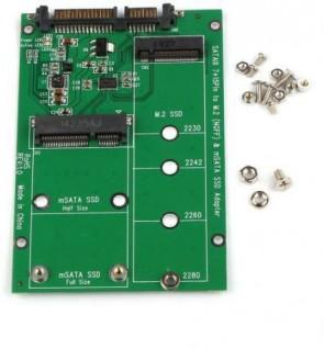 MicroStorage NGFF M.2 / mSATA to SATA