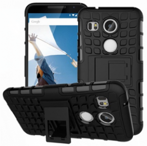MicroSpareparts Mobile Anti-Slip Hybrid Case