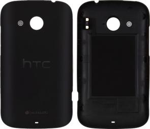 MicroSpareparts Mobile Back Cover Black