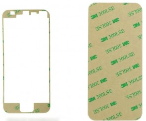 MicroSpareparts Mobile Frame 3M Adhesive Sticker