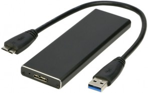 MicroStorage Macbook Air 12+6pin to USB3.0