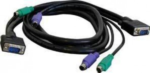 MicroConnect VGA/MOUSE/K-BOARD  M-M-M/M-M-M