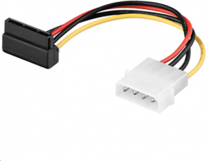 MicroConnect PC Y Power Cable/Adapter 90?