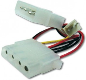 MicroConnect Internal Power Supply cable