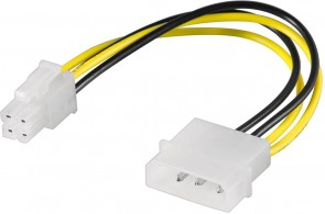 MicroConnect Internal PC Power cable
