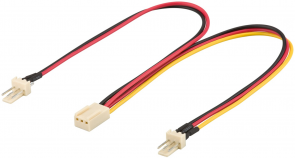 MicroConnect Internal PC Power Supply Cable