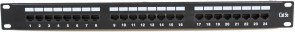 """MicroConnect 19\"""" UTP 5e patch panel"""