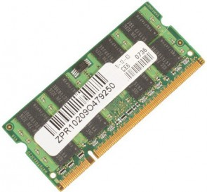 MicroMemory 1GB DDR2 4200 SO-DIMM 64M*8