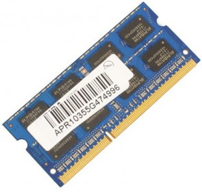 MicroMemory 1GB DDR3 8500 SO-DIMM 128M*8