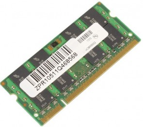 MicroMemory 4GB DDR2 5300 SO-DIMM 256M*8