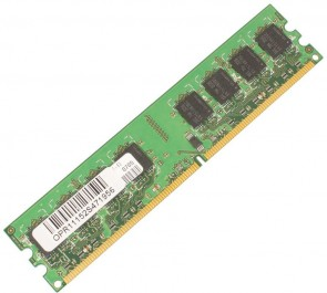 MicroMemory 1GB DDR2 3200 DIMM 64M*8