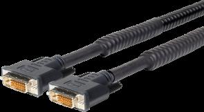 Vivolink Pro DVI-D Armouring cable 20m