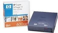 HP Media Tape SDLT II 300/600GB