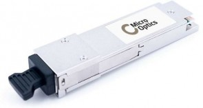 MicroOptics QSFP, 40Gb/s, MTP/MPO, MM