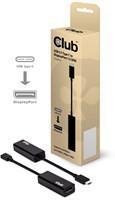 Club3D USB 3.1 Typ C > DP 1.2 4K UHD
