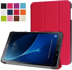 MicroSpareparts Mobile Smart Cover Red